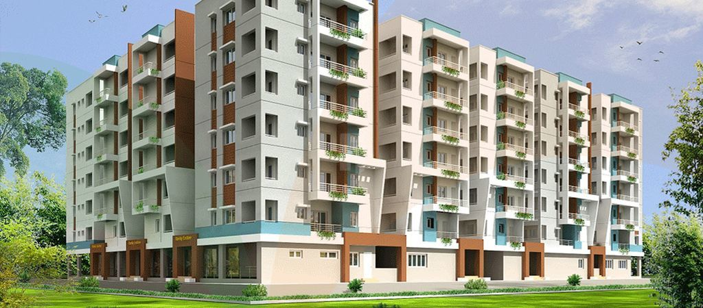 Ramky Enclave Apartments - Project Images