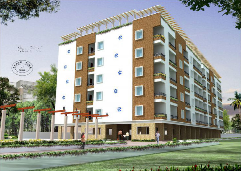 Chanakya Towers - Elevation Photo