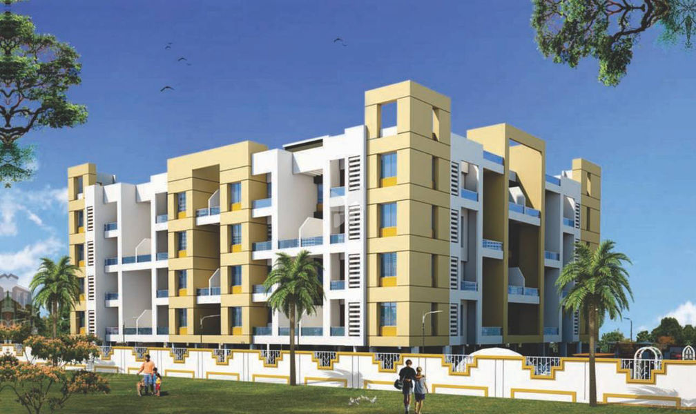 Pratham Yash Residency Phase 4 - Project Images