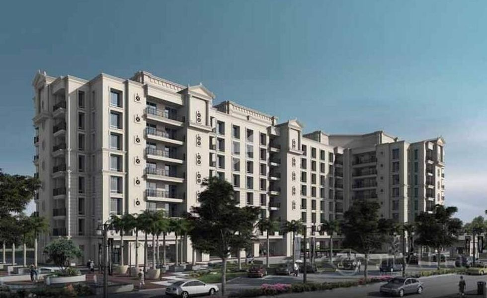 Hiranandani Crossgate - Elevation Photo