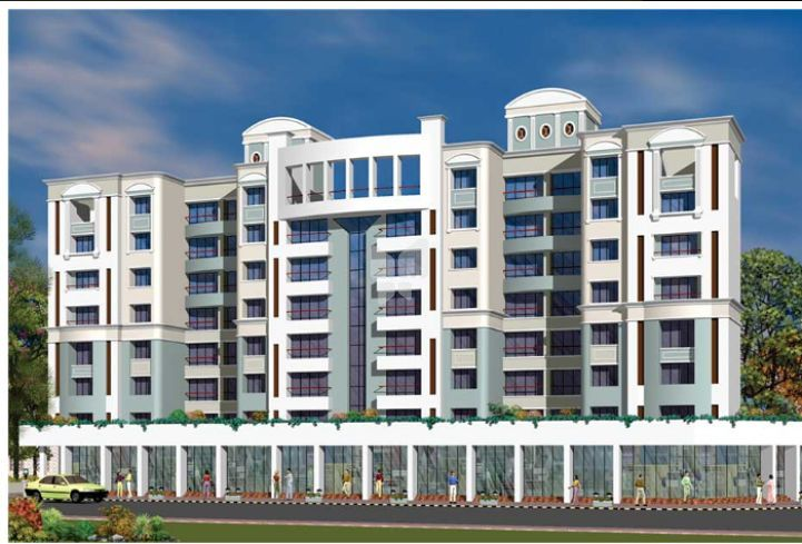 Sai Shree ganesh Apartment - Elevation Photo