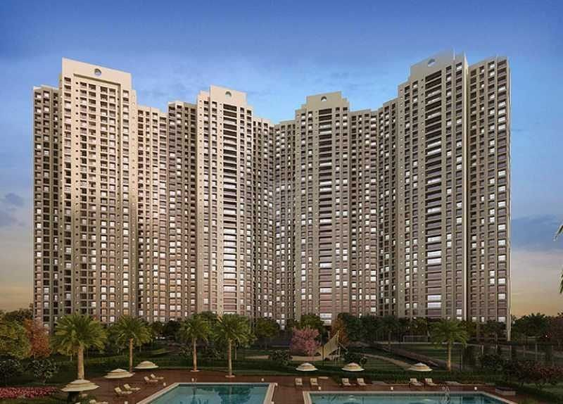 Indiabulls Park - Project Images