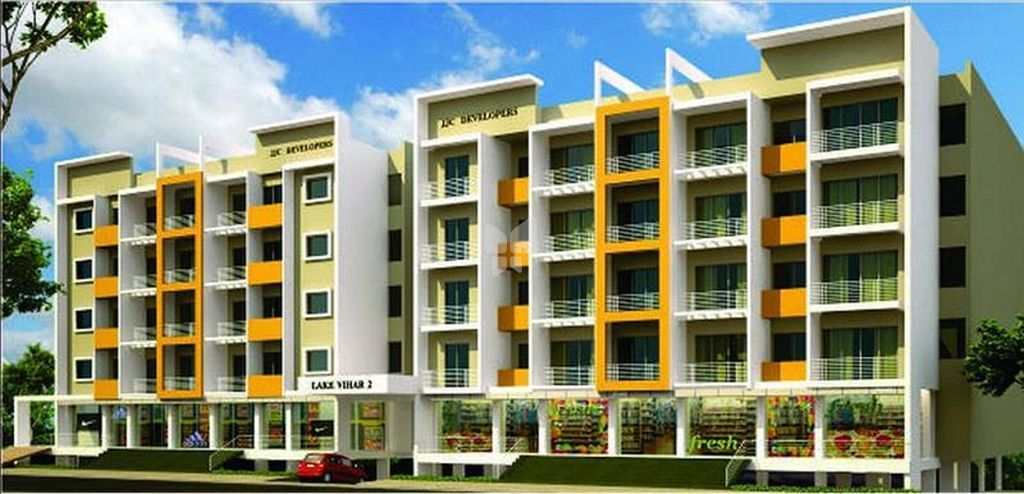 JJC Lake Vihar 2 - Elevation Photo