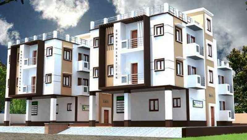 Ubiqon Shanthiniketan Phase 2 - Elevation Photo