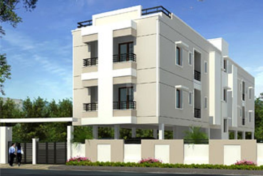 SS Gupta Homes & Blessed Homes - Elevation Photo