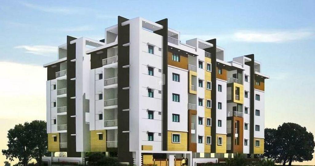 Mahathi Vibhava - Elevation Photo