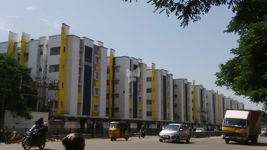 AJANTA FLATS OWNERS ASSOCIATION - Elevation Photo