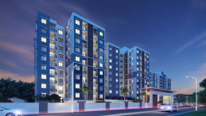 Provident Neora - Elevation Photo