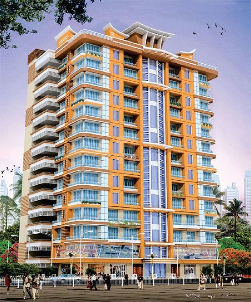 Rishabh Heights - Project Images