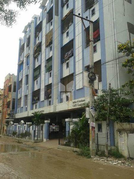CMG Prashanthi Residency - Elevation Photo