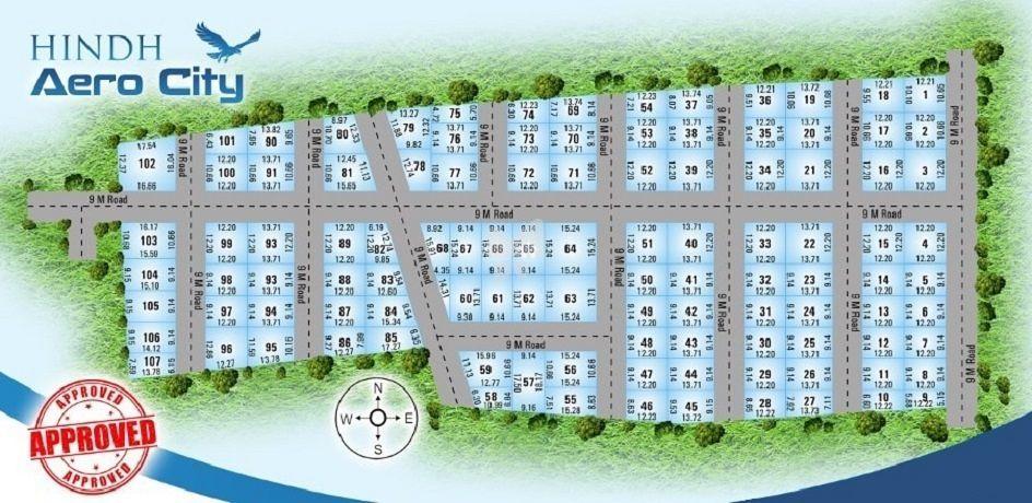 Hindh Aero City - Master Plans