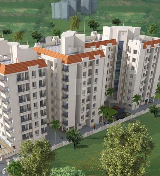 Laabh Pehla Ghar Divekar Complex - Project Images