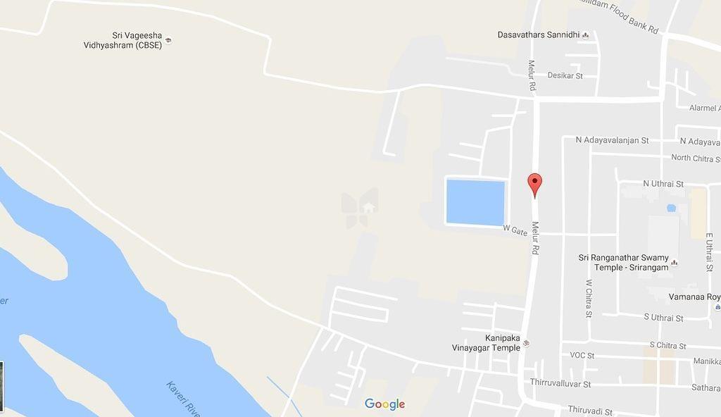 Bharath Corner - Location Maps