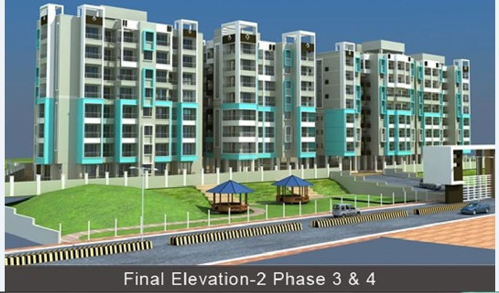 Laxmi Shankar Heights - Project Images