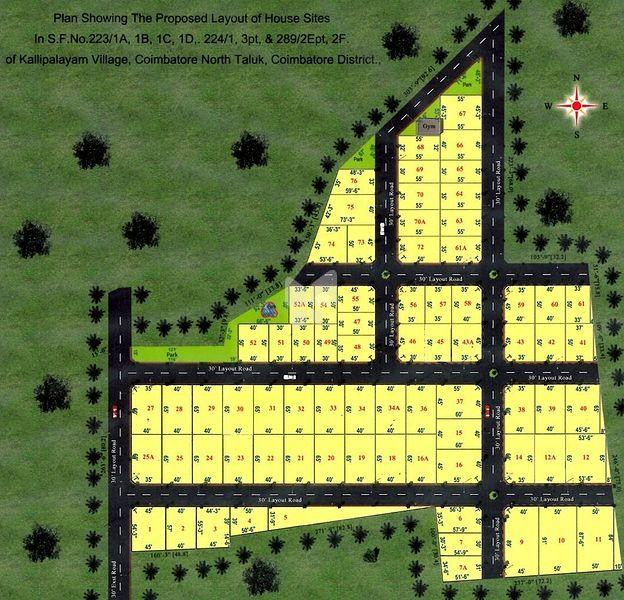 Greens Green Avenue - Master Plans