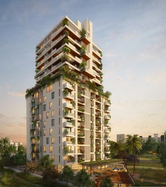 Saarrthi Signature Tower - Project Images