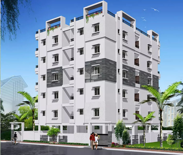 Parijatha Pride - Elevation Photo