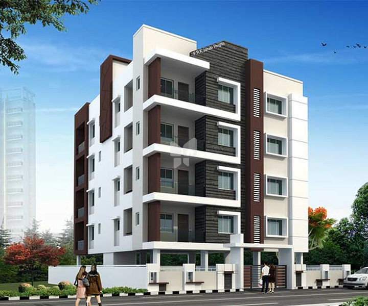 Rohini PRK Janaki Heights - Elevation Photo