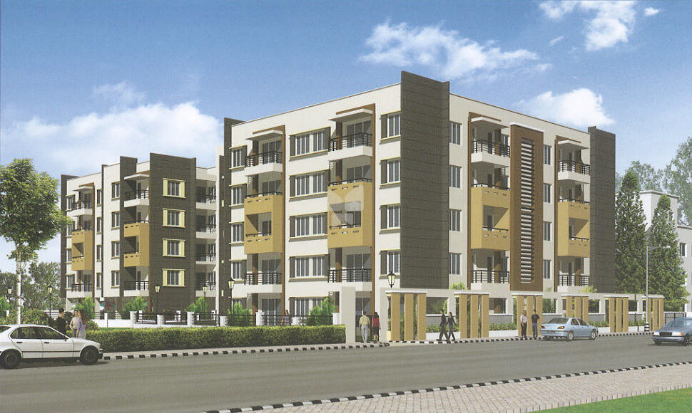 Sumukha Greenville - Project Images