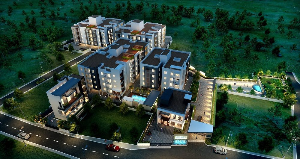 Air View Apartment - Project Images