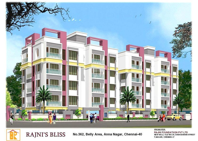 Rajni's Bliss - Project Images