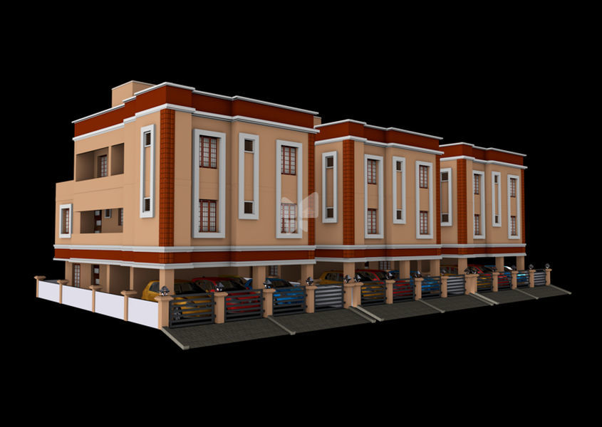 Salims Silver Stone Enclave - Project Images