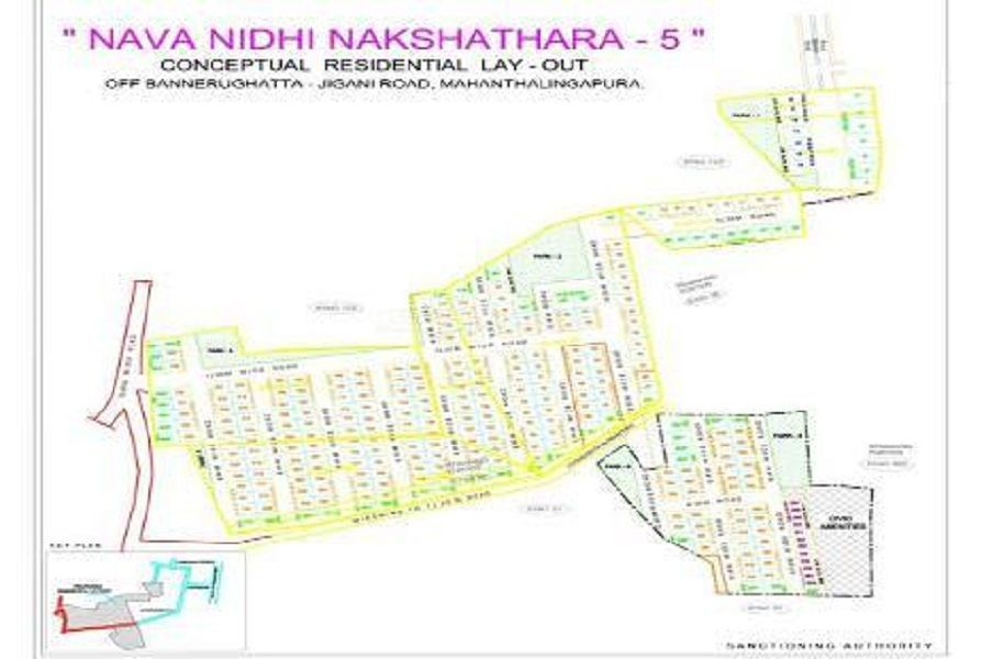 Navanidhi - Nakshatra 5 - Master Plans