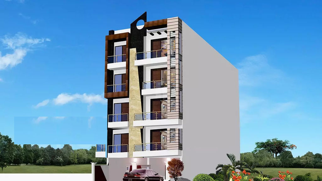 Mohit Welcome Apartment - Project Images