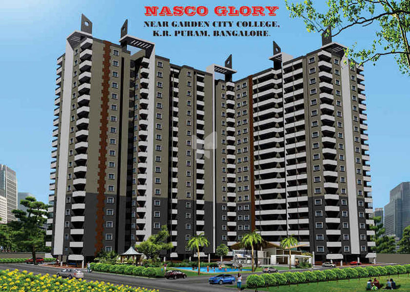Nasco Glory - Elevation Photo