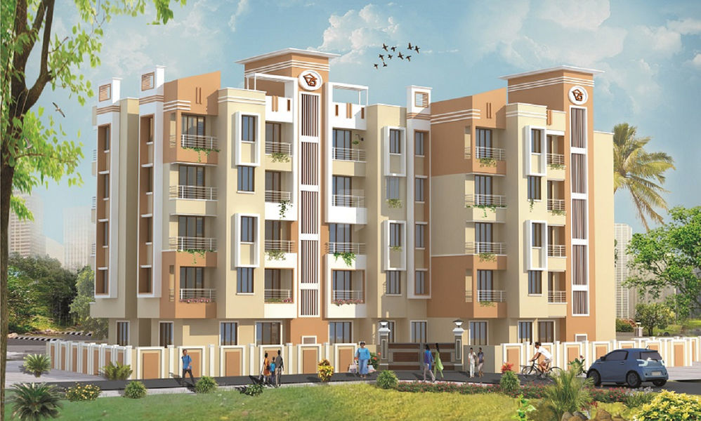 Nikhil Residency - Project Images