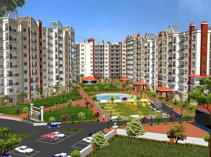 Amrapali Jaura Heights - Project Images
