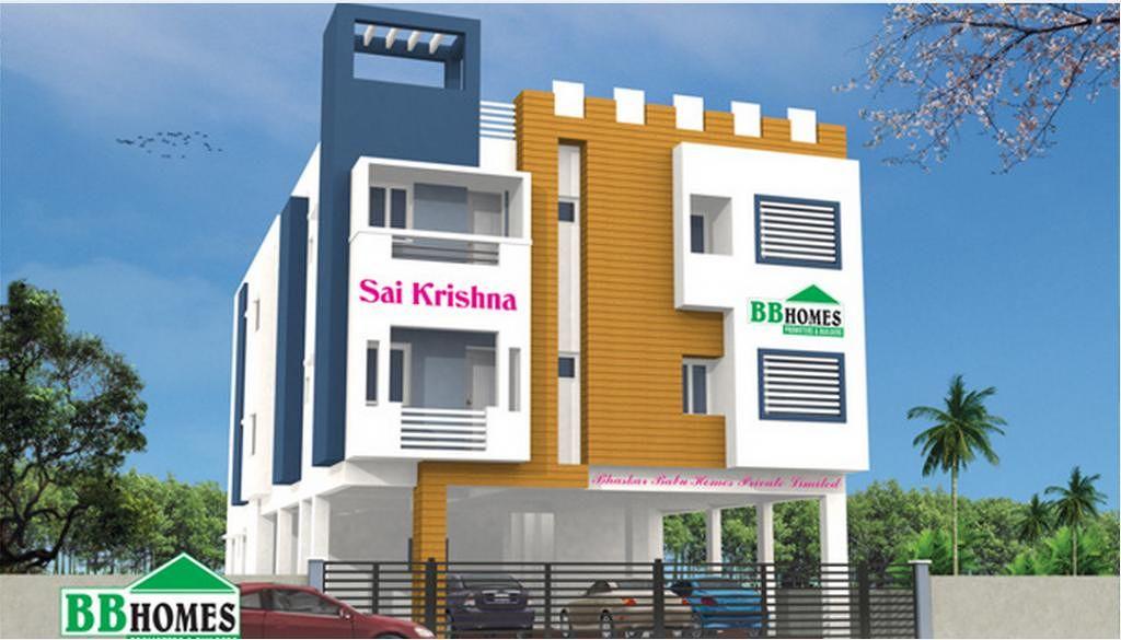 BB Homes Sai Krishna - Elevation Photo