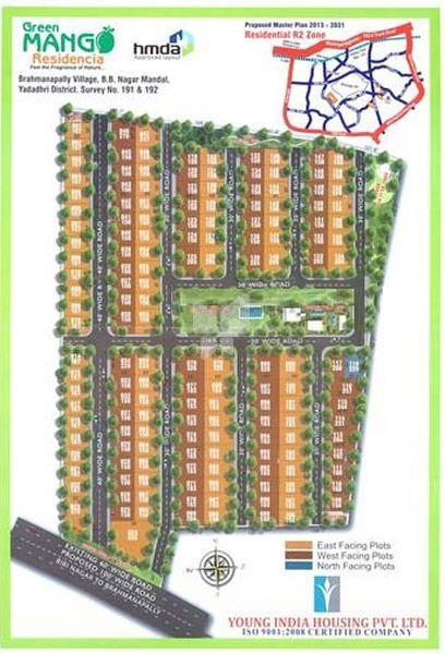 Green Mango Residencia - Master Plans