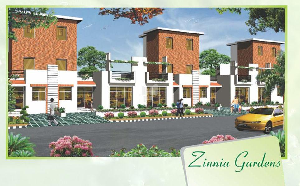 Ansal API Zinnia Gardens Villas - Elevation Photo