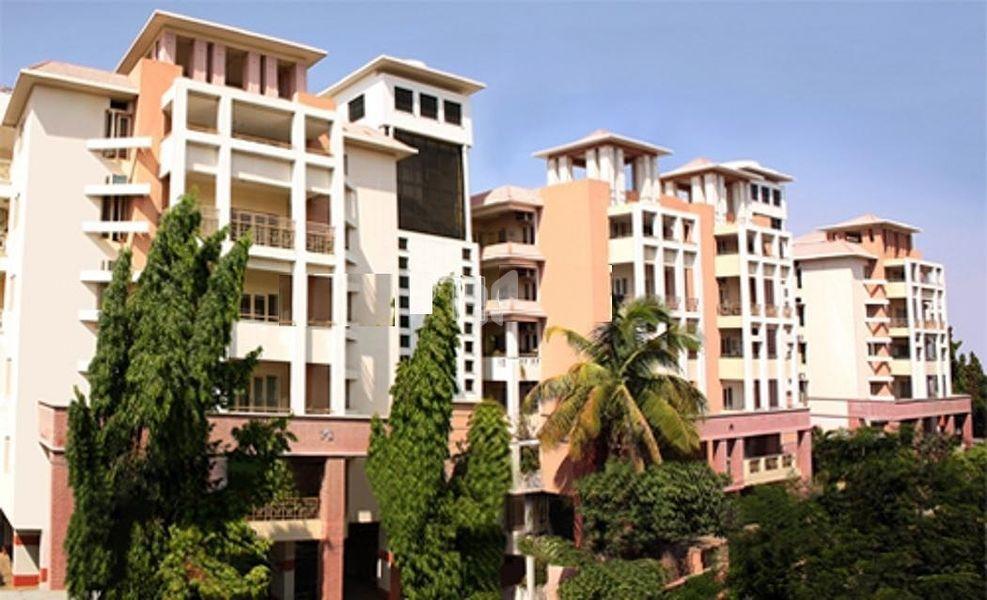 Manbhum Millenium Residency - Elevation Photo