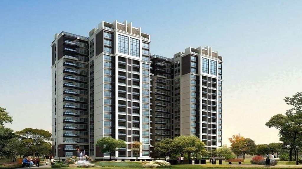 Kalpataru Sunrise Grande - Elevation Photo