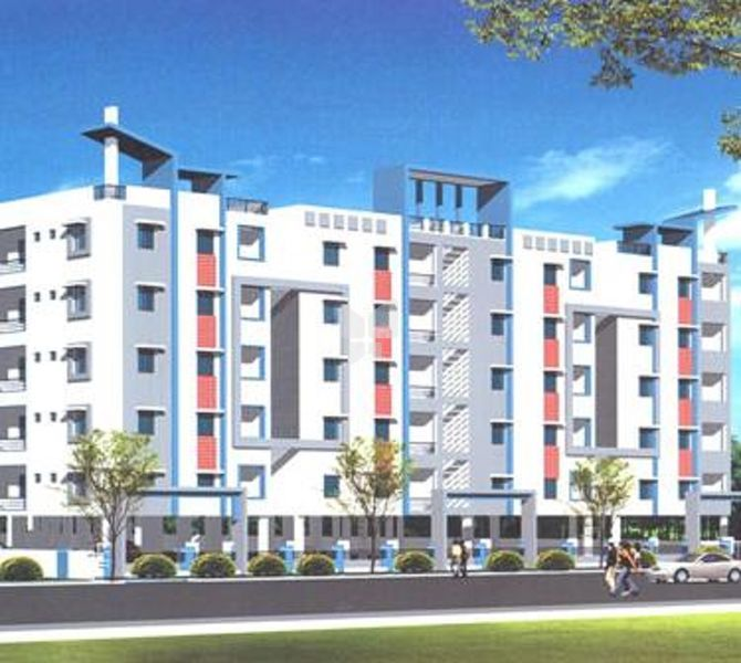 Sri Sai Krupa Alliance - Elevation Photo