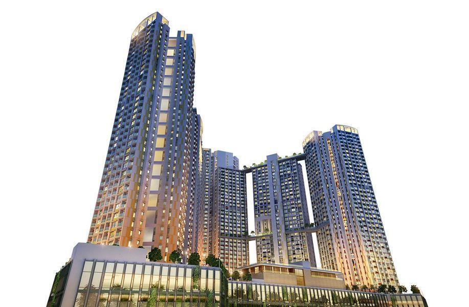Tata Gateway Tower - Elevation Photo