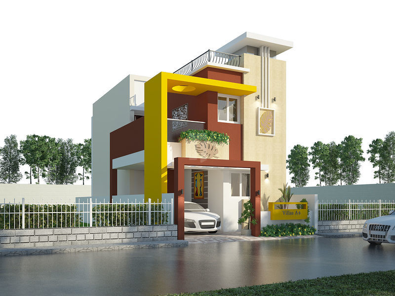 ABI Infra Vetri Velava Nagar - Elevation Photo