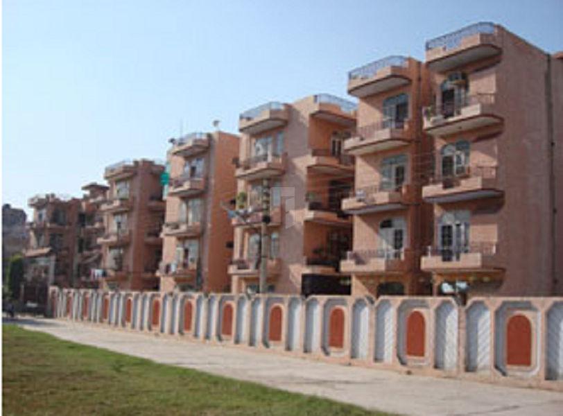 Panchsheel SPS Apartment Phase 1 - Elevation Photo