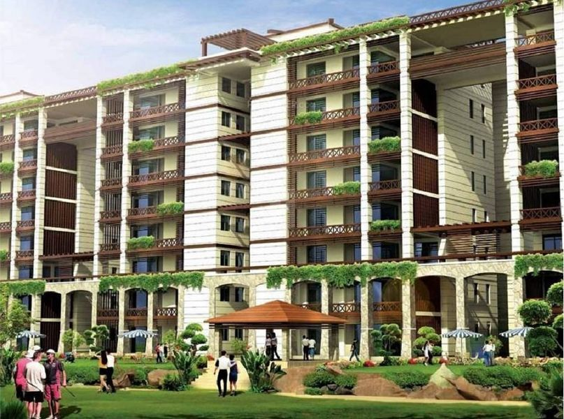 Jaypee Greens Pebble Court - Project Images