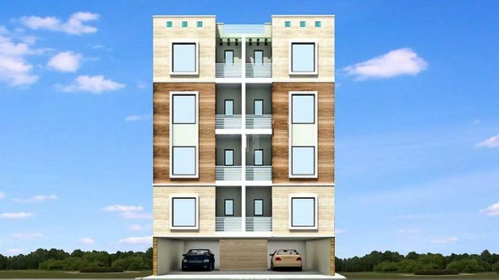 Ashoka Apartment - Project Images