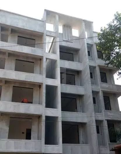 Yamuna Malhari Ghorpade Arcade - Construction Images