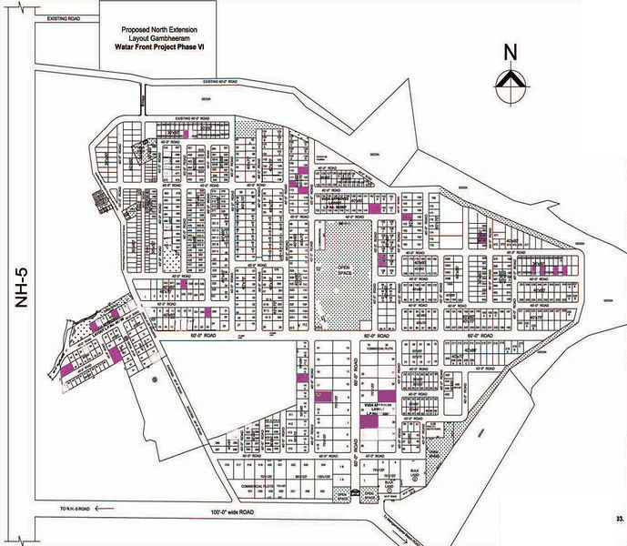 Brundavan Estates - Master Plans