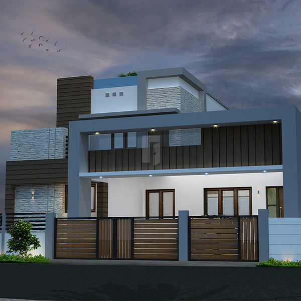 NVS Garden Villas - Project Images