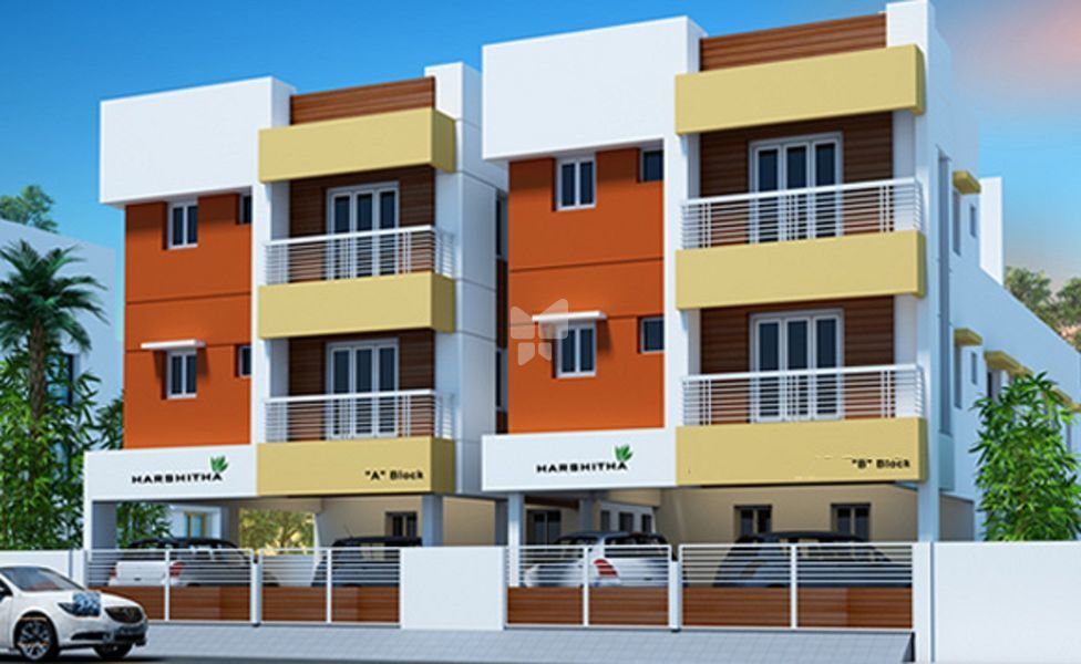 Anu Harshita Flats - Project Images