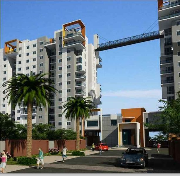 Ramky One North Phase 2 - Project Images