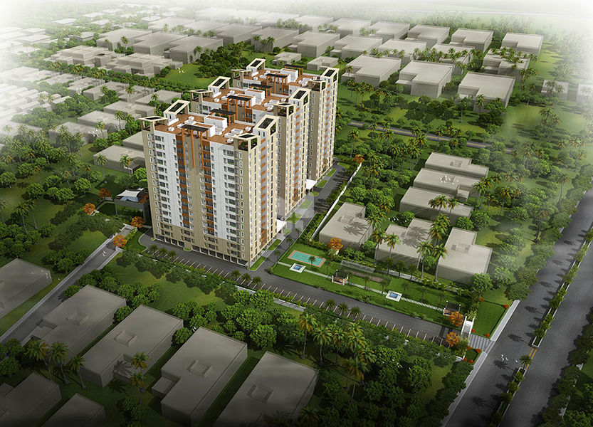 Asvini Akila Heights - Project Images