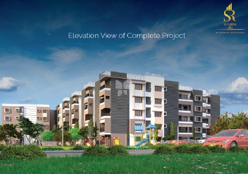 SR Suvarna Residency - Elevation Photo