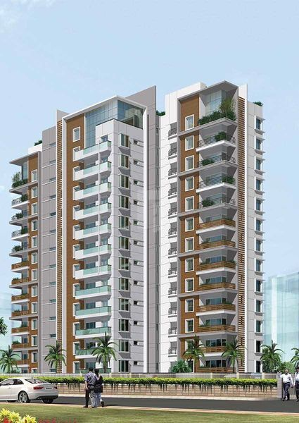 Revanta Royal Town Heights - Project Images